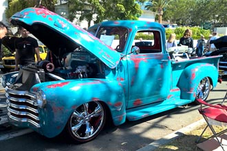 1949 Chevy Custom Truck